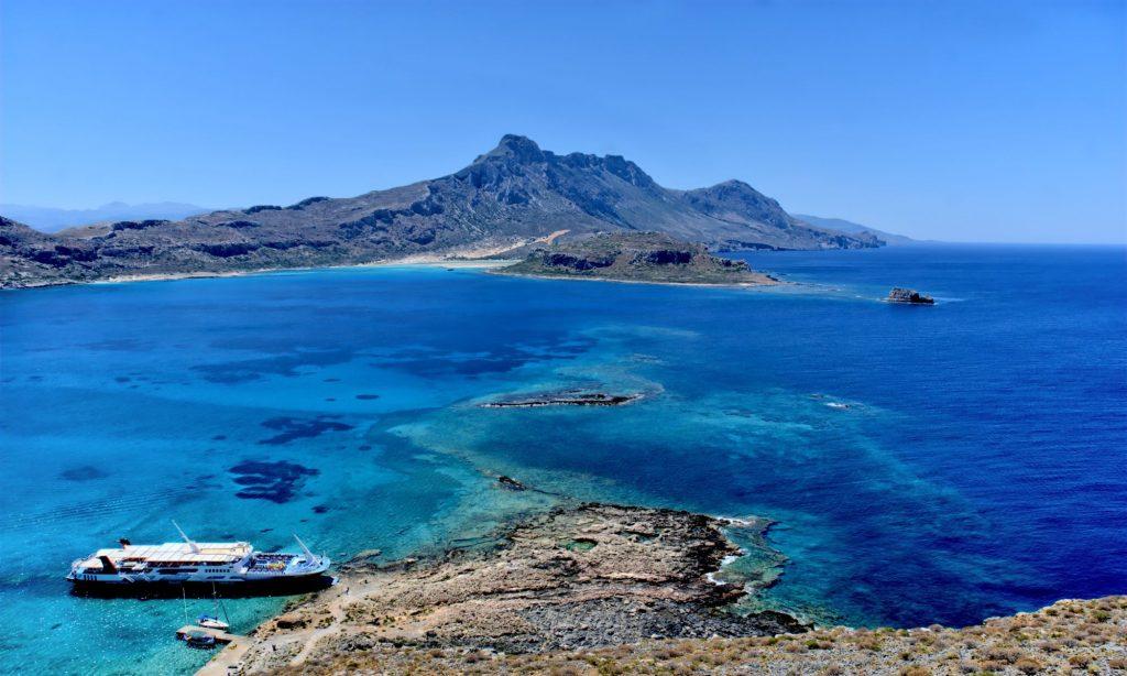 Summer Crete Beach