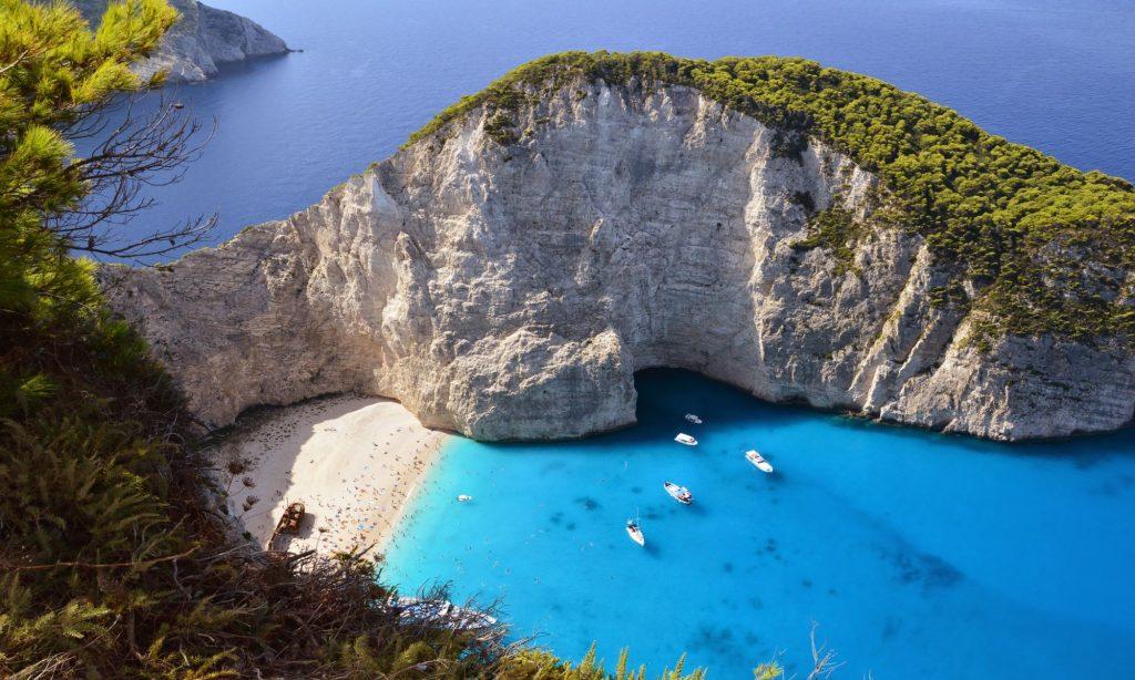 Visit Greece Zakynthos Island