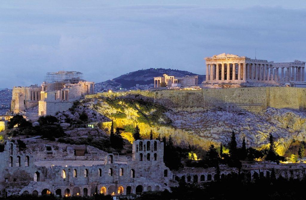 Visit Greece The Acropolis