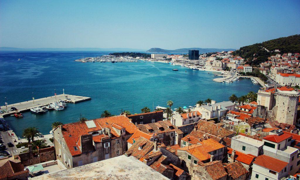 Yachting in Split