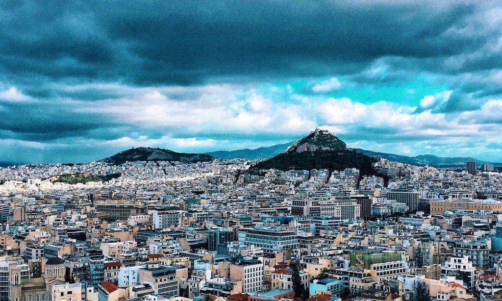 Lecabettus, Athens