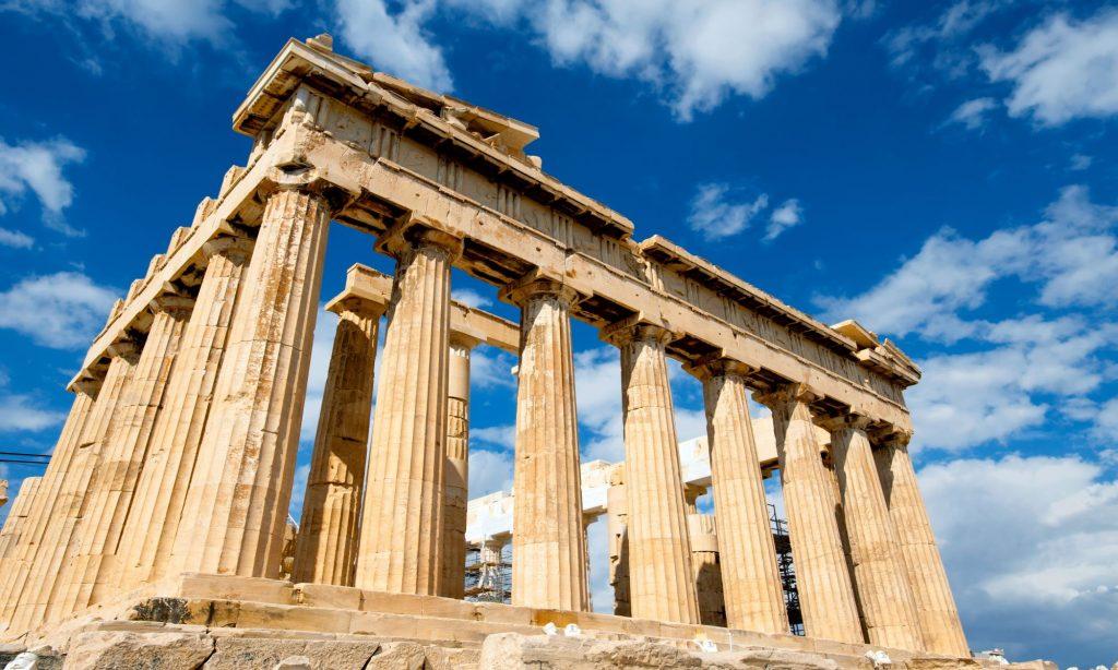 Visit Acropolis the Parthenon