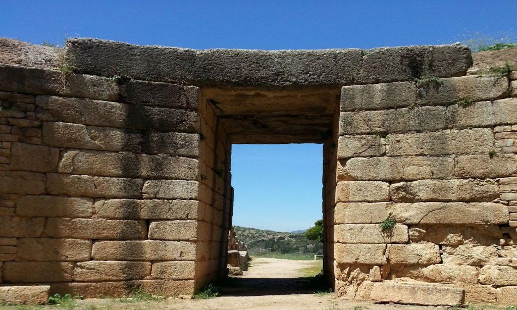 Mycenae a Unesco World Heritage