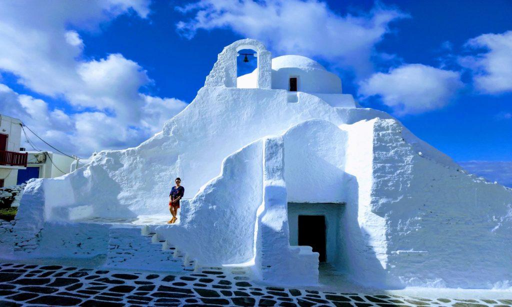 Paraportiani Mykonos Vacations